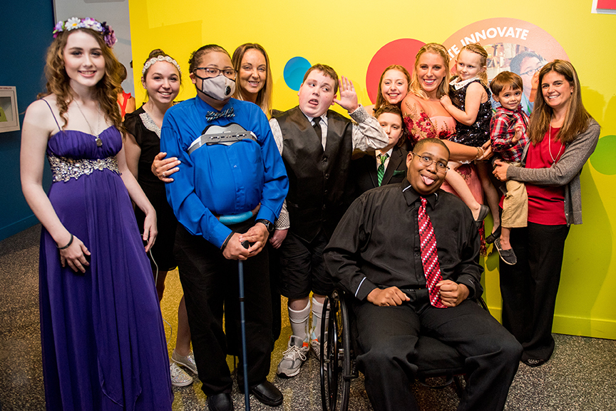 the give gala at marbles kids museum. Kate Pope Photography.