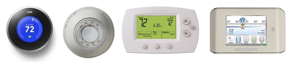 SmartZone Thermostat Zoning