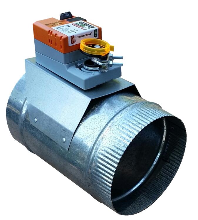 SmartZone by ECOJAY HVAC damper