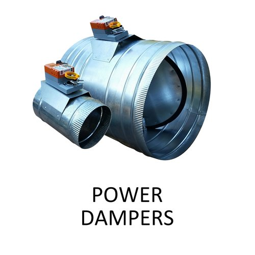 ZoningSupply.com - Zone Control - Replacing old 2-wire spring damper on electric dampers wiring, vent damper reset, vent damper operation, vent damper oil, gas valve wiring, heat pump disconnect wiring, vent damper motor, vent damper design,