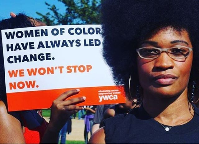 We are leading change and won't stop.  #repost @sistersong_woc