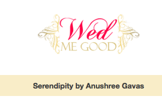 Featured vendor at  WED ME GOOD