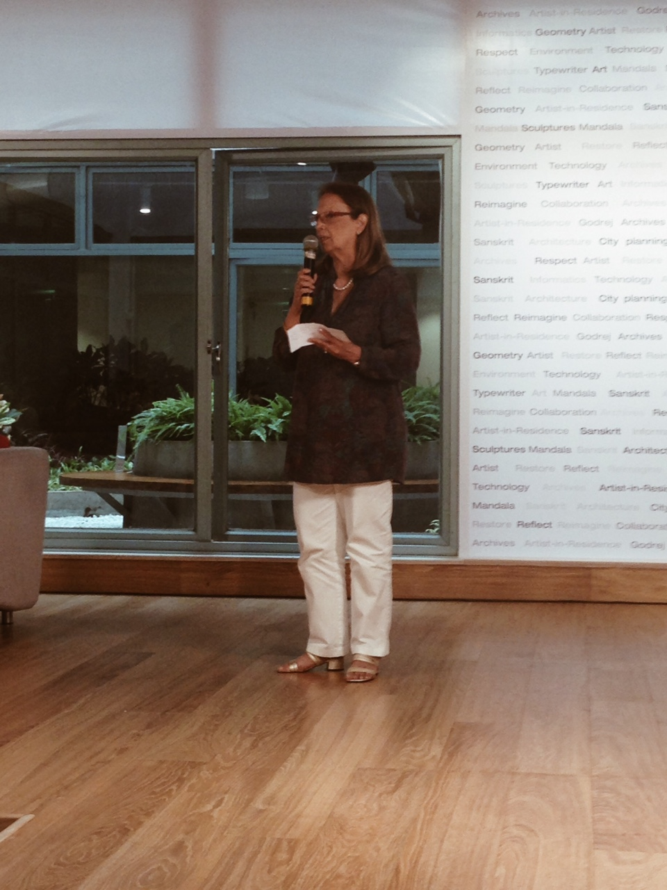 Phiroza Godrej Anushree Gavas Mumbai Lifestyle Blogger