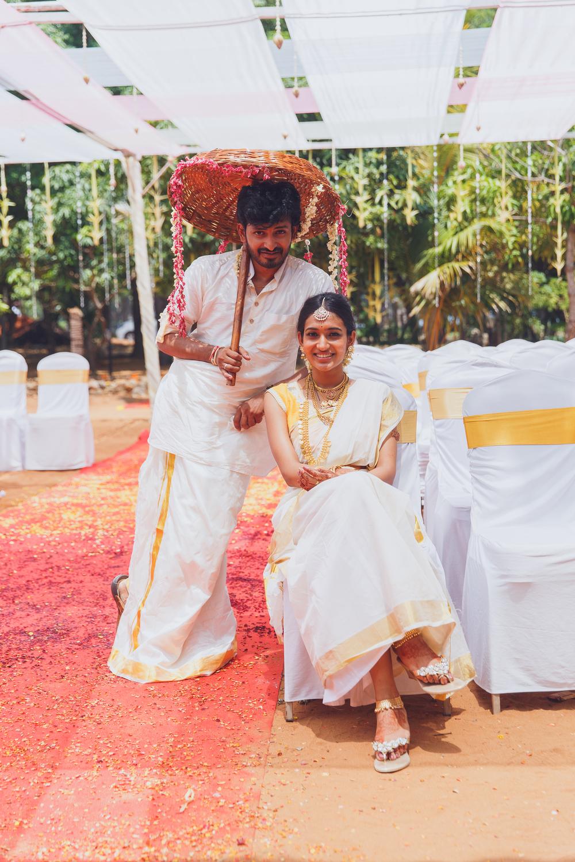 Anvitha & Naveen, Chennai 2015.