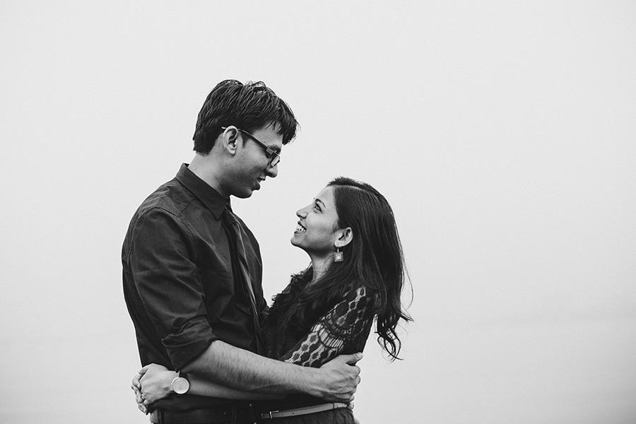 Arati & Jay, Mumbai 2014.