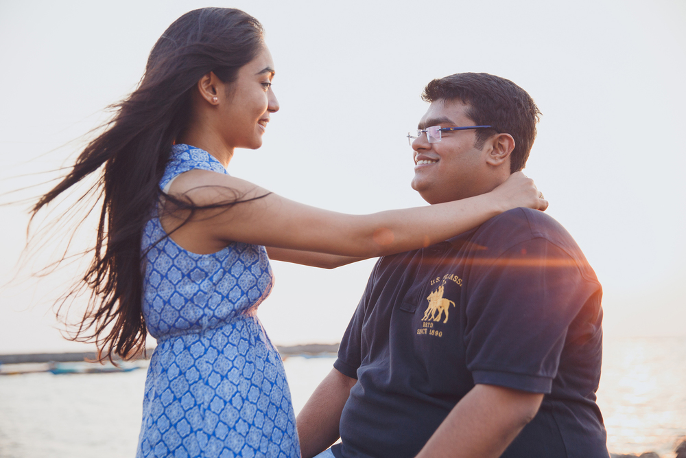 Anushree Gavas Candid Couple Portraits