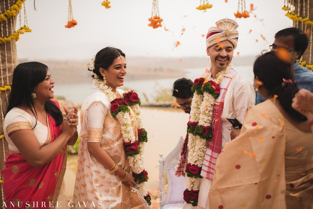 Anushree Gavas Candid Wedding Photography