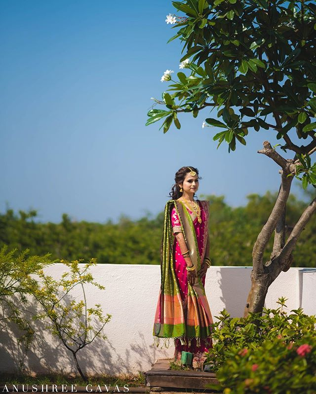 Saloni Prasad, Alibaug  Shot for @theweddingsalad  #anushreegavas #candidwedding  #photooftheday #newlyweds #weddingphotography #weddingdetails #weddinginspiration #lookslikefilm #intimatewedding #indianwedding #couplegoals  #mumbaiweddings #coupleportrait  #destinationwedding #destinationweddingphotographer #asianwedding #indianbride #indiangroom #bridebook #thecrimsonbride #southasianwedding #theweddingbliss #asianweddings #indearinspired #asianweddingideas #nikond750 #weddingdecor #indianweddingbuzz @nikonindiaofficial @nikonasia@sigmaphotoindia @sigmaphoto @tiethethali @indianweddingbuzz #punephotographers
