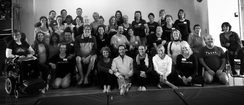 Mind Body Solutions Adaptive Yoga Teacher Training
