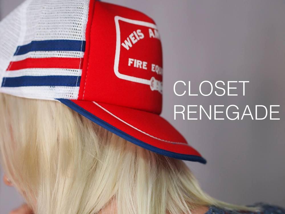 Closet Renegade - E-commerce Rebrand