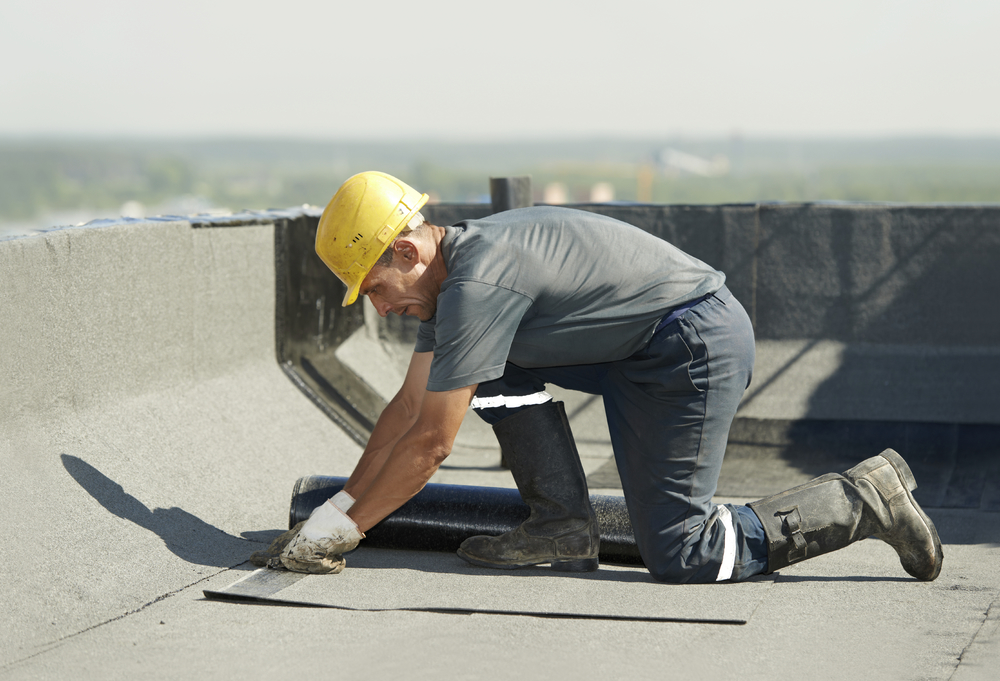 Roof repair and maintenance is our specialty, we have many years experience in servicing commercial roofs.