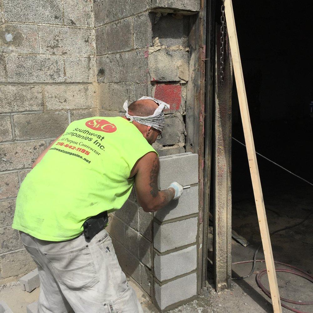 Brickwork at Midcontinent.JPG