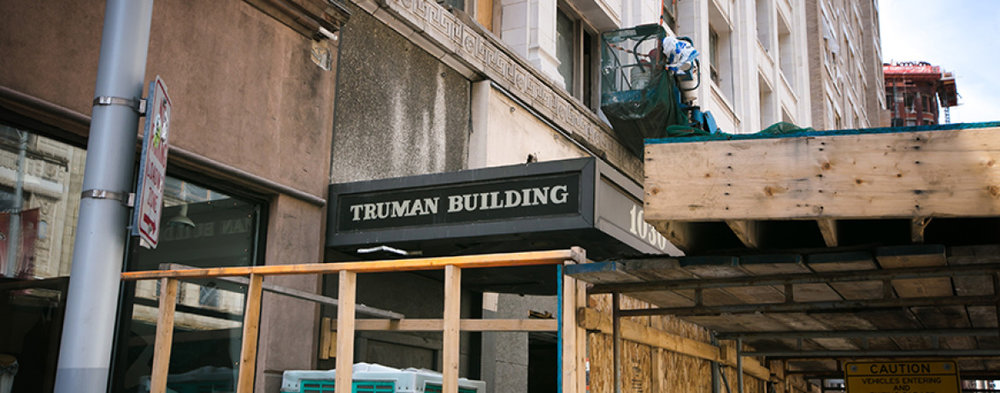 the truman building cleveland the ivory on euclid