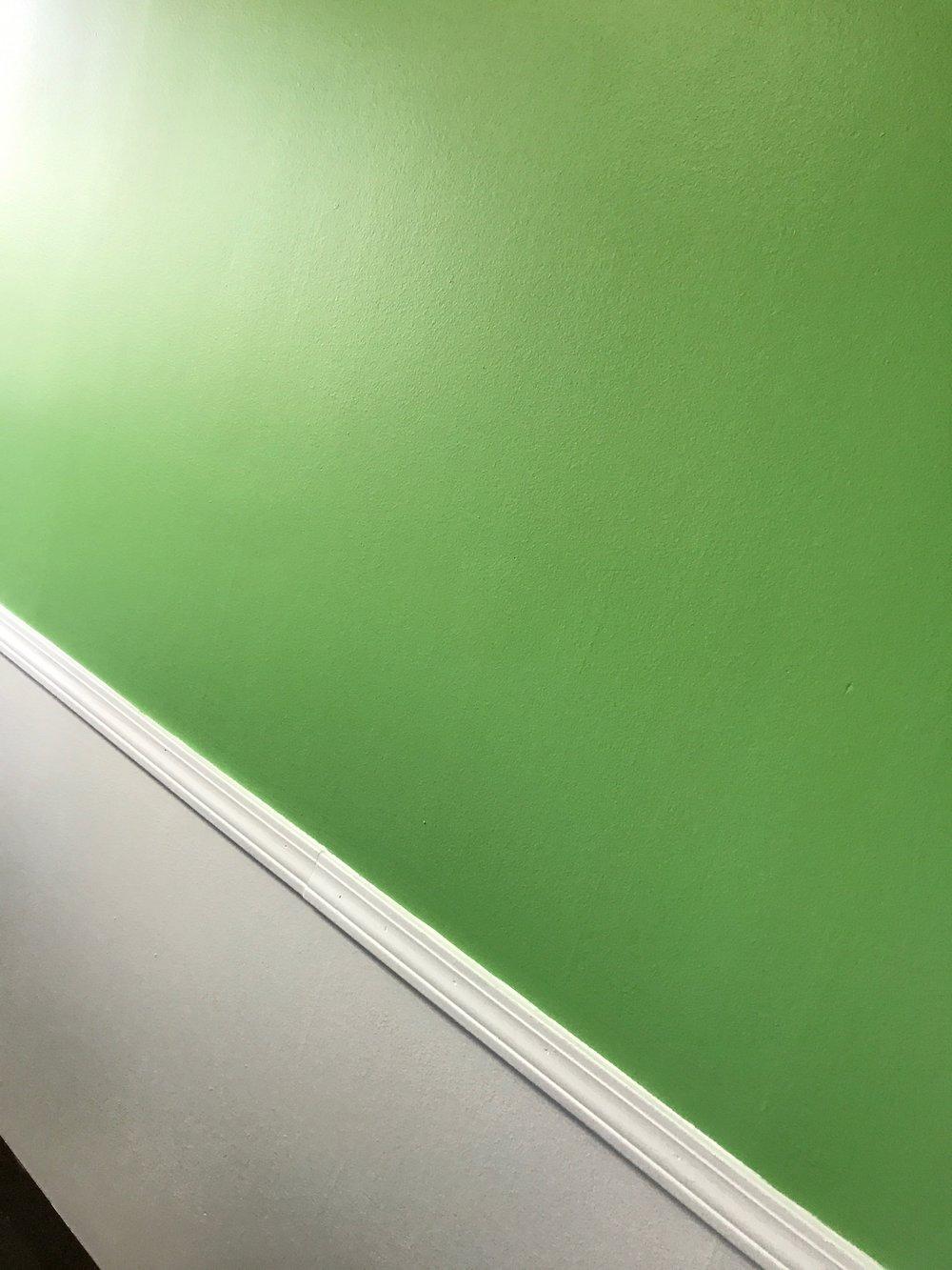 Daring Green for Parma Housing