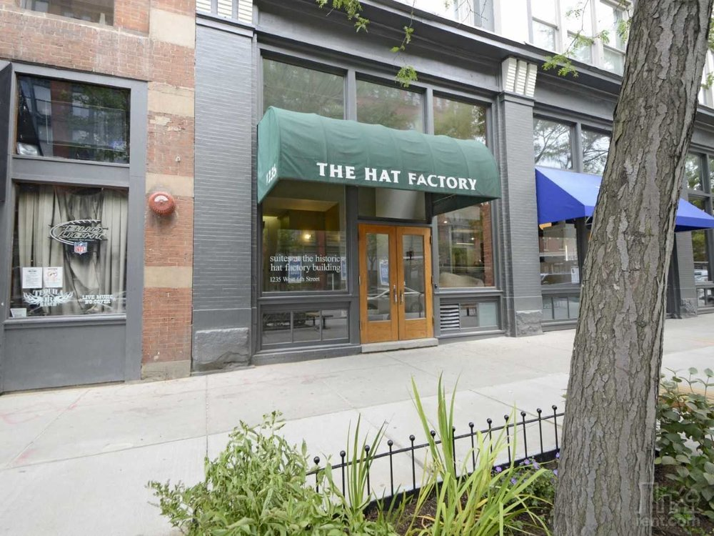 The Hat Factory, 1235 W. 6th Street