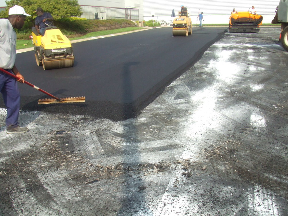 If your asphalt surfaces are already deteriorating,  salt and other deicers can amplify the damage  caused from the freeze-thaw cycle. Utilize them sparingly, and avoid those with harsh chemicals.