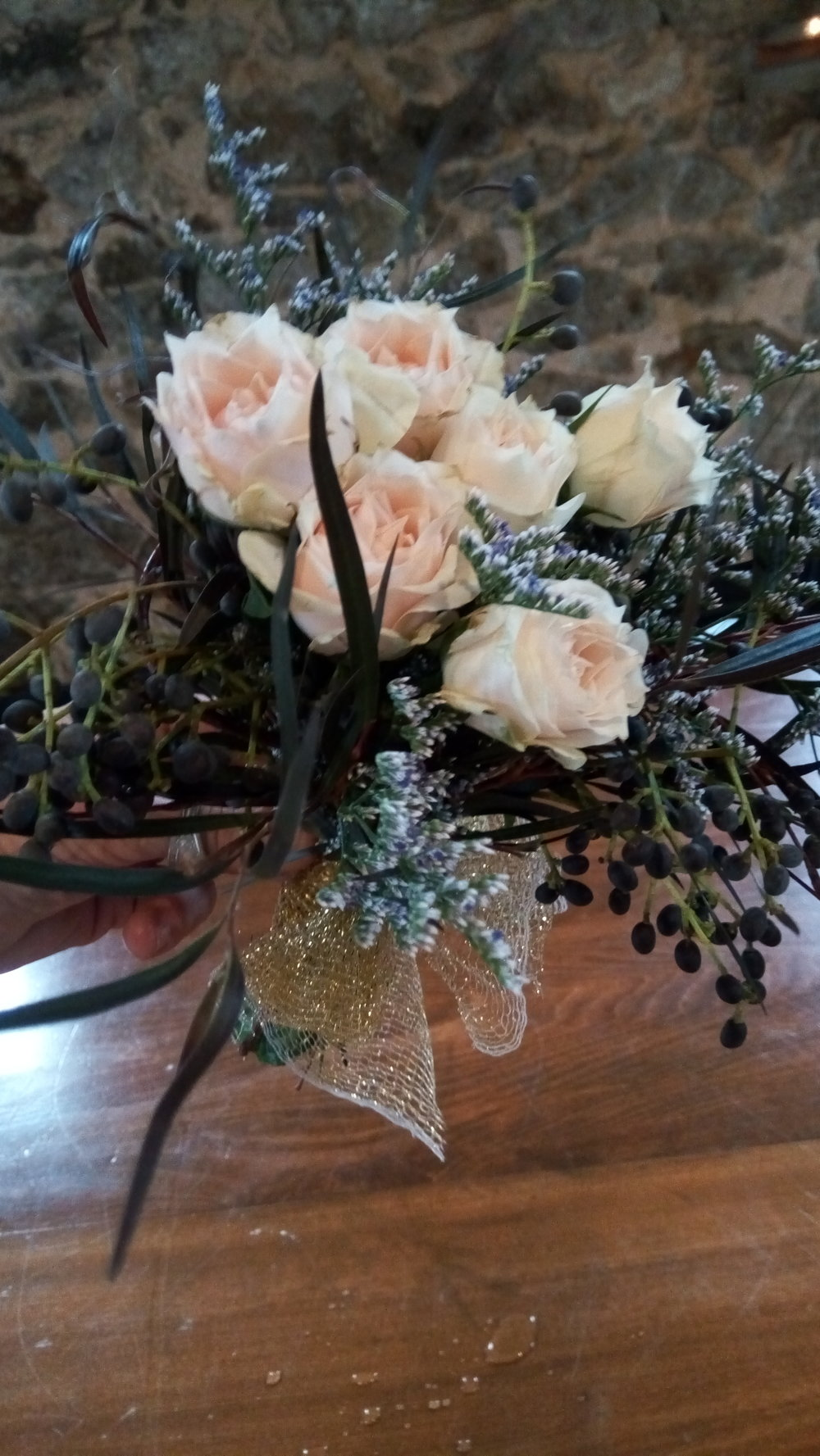 Wedding Floral Design, Miners Foundry Nevada City, Nevada County, Gold Country