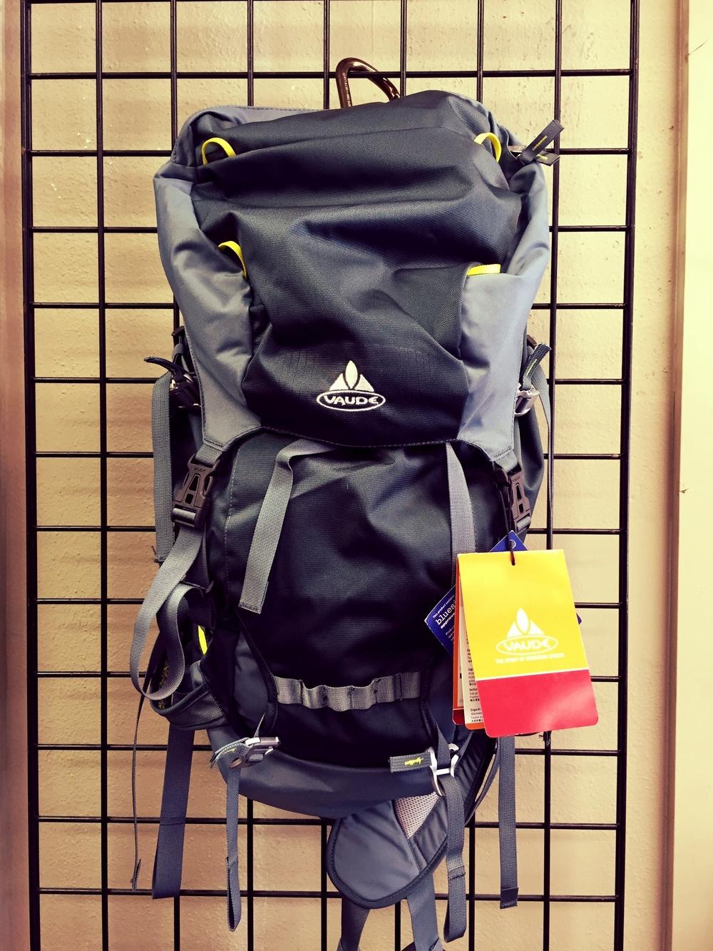 Vaude Challenger Backpack 55L - $189.99