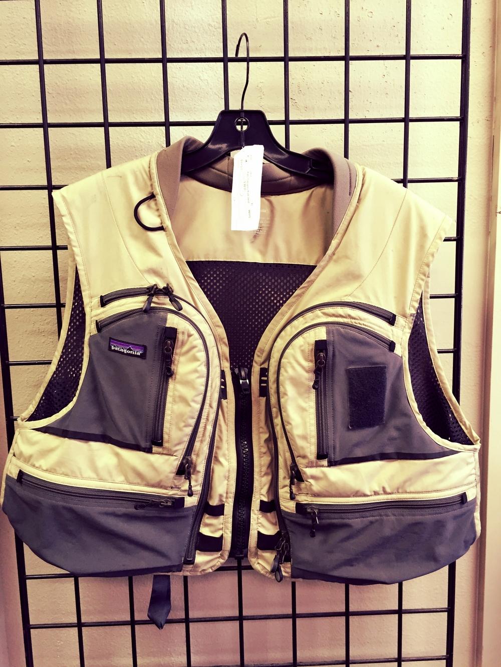 Patagonia Fishing Vest XL - $79.20