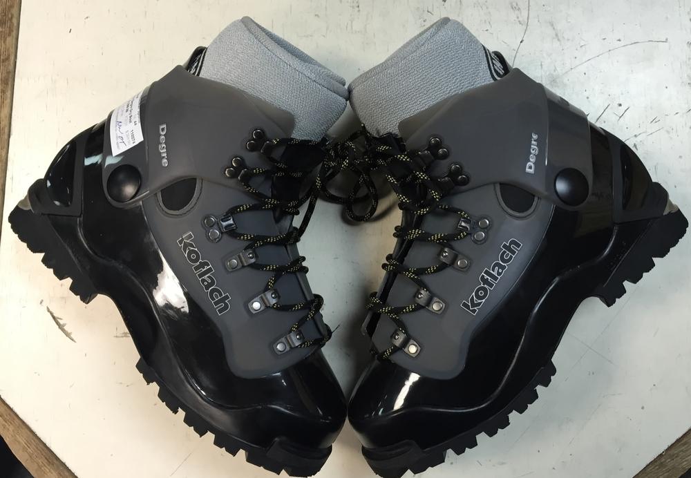 Koflach Degree Grey Mtn Boot Sze 44 - $239.99