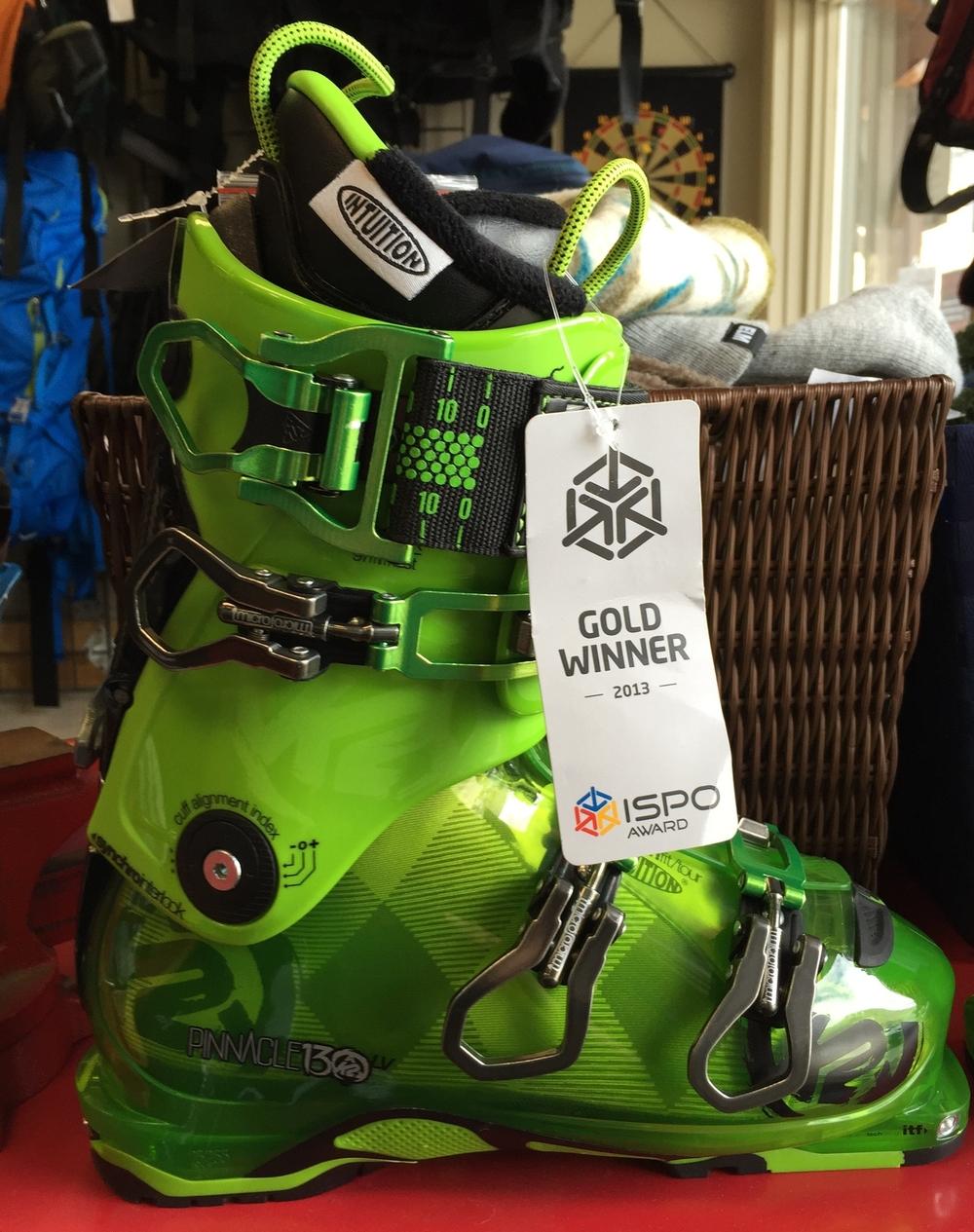 K2 Pinnacle 130 Ski Boot 25/25.5 - $319.20