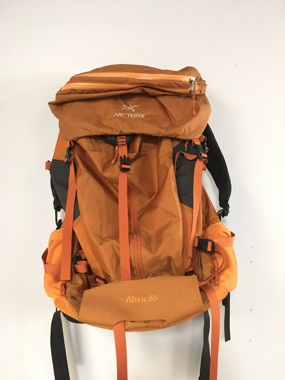 Get trekking with Arcteryx's Altra 65! The Altra features the highest quality materials that a  backpack can have and can keep the biggest pack rat organized. Retail for the pack is listed at $475 but we have it priced at $224!