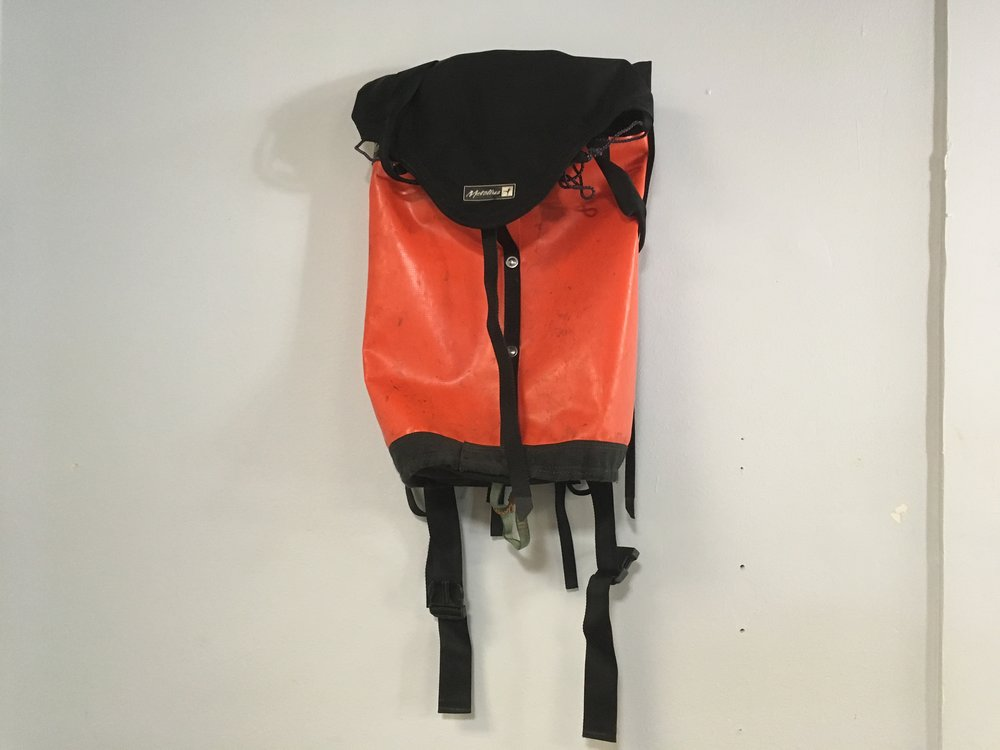 Metolius went all out on their El Cap Haul Bag. The El Cap is made of Durathane™, which is 10 times more abrasion resistant than the vinyl-coated nylon used in most other haul bags! The main seam is RF welded, creating a leak-proof seal that is stronger than the fabric itself. Retail for the bag is listed at $229 but we can get you climbing for $99!