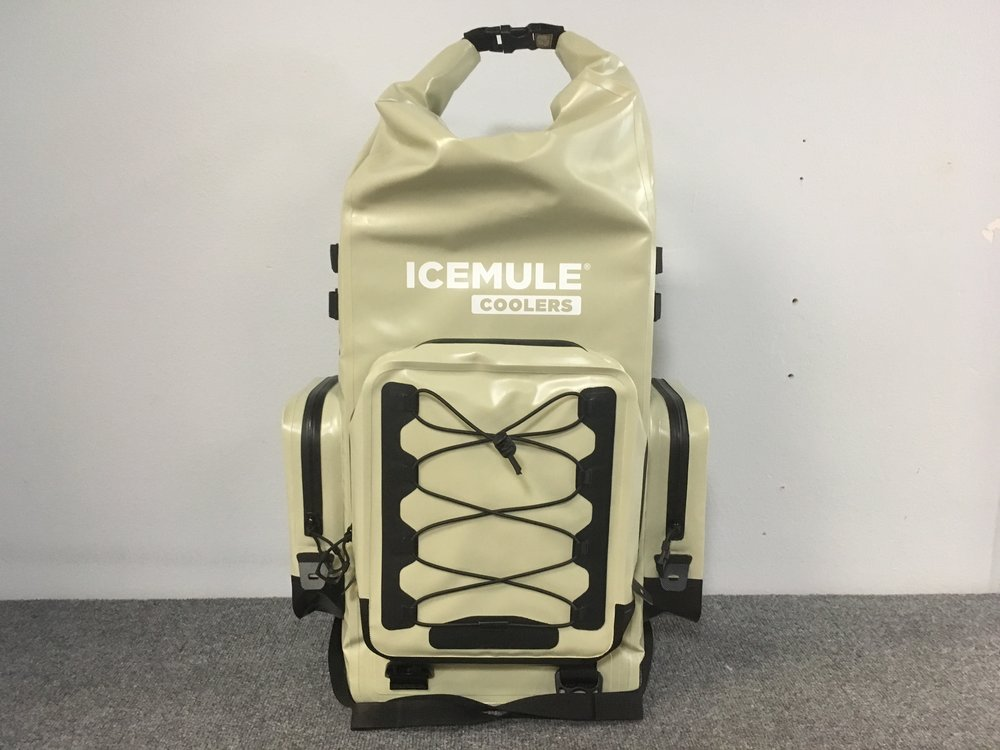 If you haven't checked out what this brand has been doing now is your chance. The 30L Boss backpack by Icemule is designed to keep ice for days so you can pack in whatever you need in an ergonomically designed backpack. The Boss retails for $300 but we got you covered at $219!