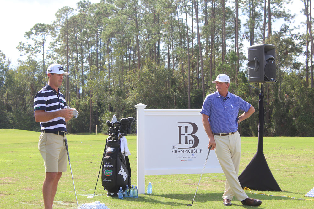 Billy Horschel, Todd Anderson Clinic - 2017 - Billy Horschel Junior (182).jpg