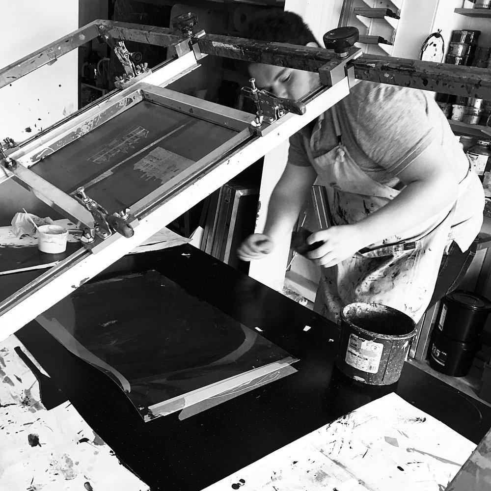 Jane Bain_silkscreen_printing_workshops_1bw.jpg