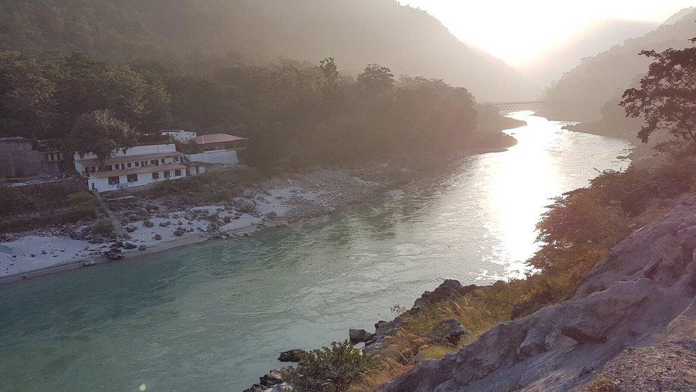 spiritual tours india - Rishikesh - river view.jpg