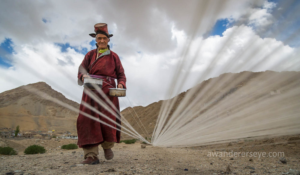 awandererseye ladakh wanderer india
