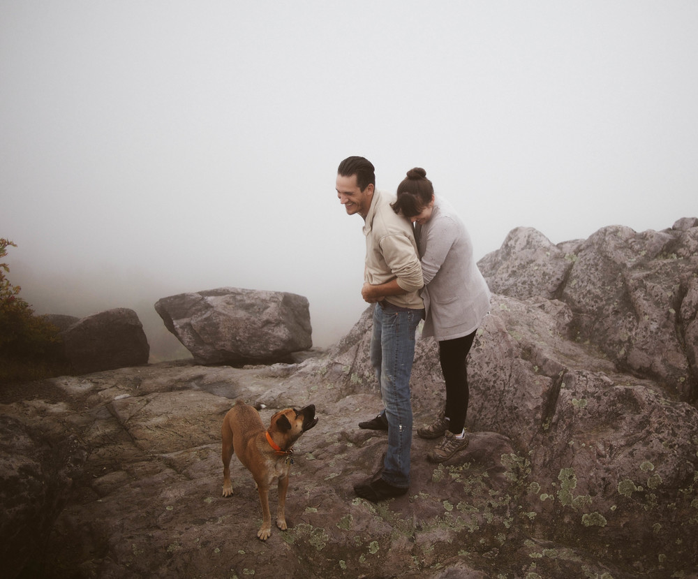 Grayson Highlands with Meg and Bruce | King George, VA | Merritt Chesson Photography