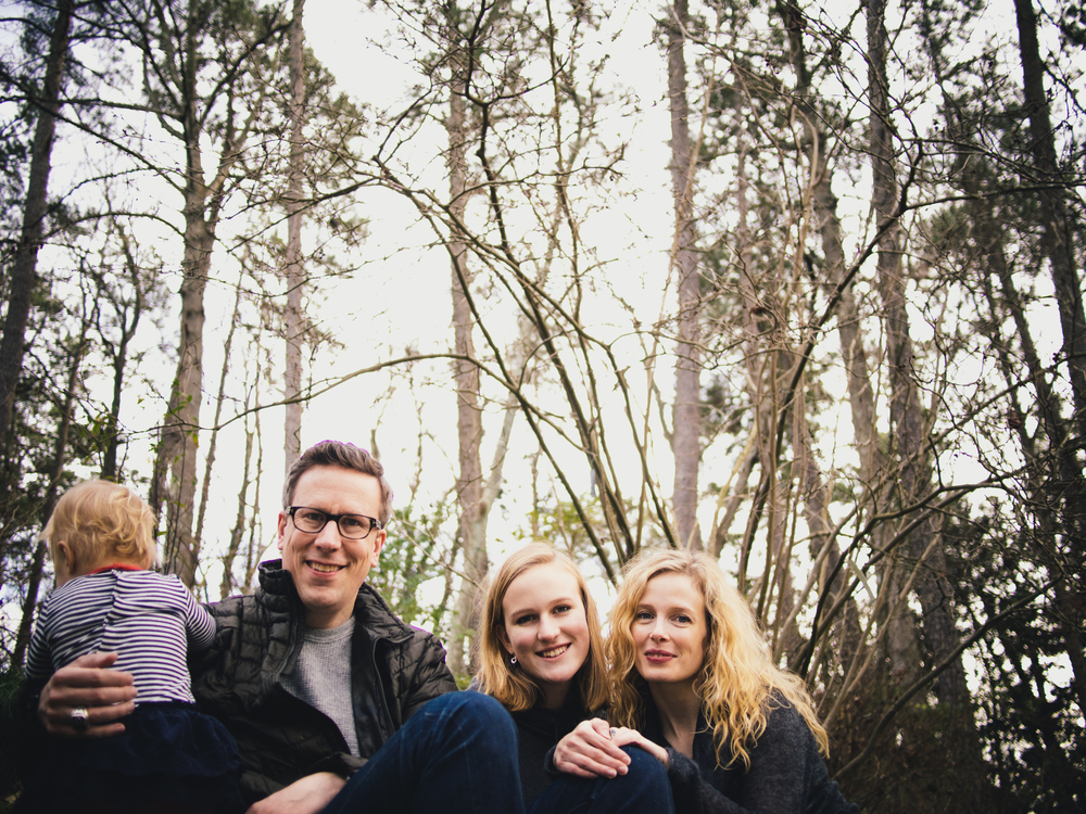 Jenny's Crew | family portrait session | Durham, NC | Merritt Chesson Photography