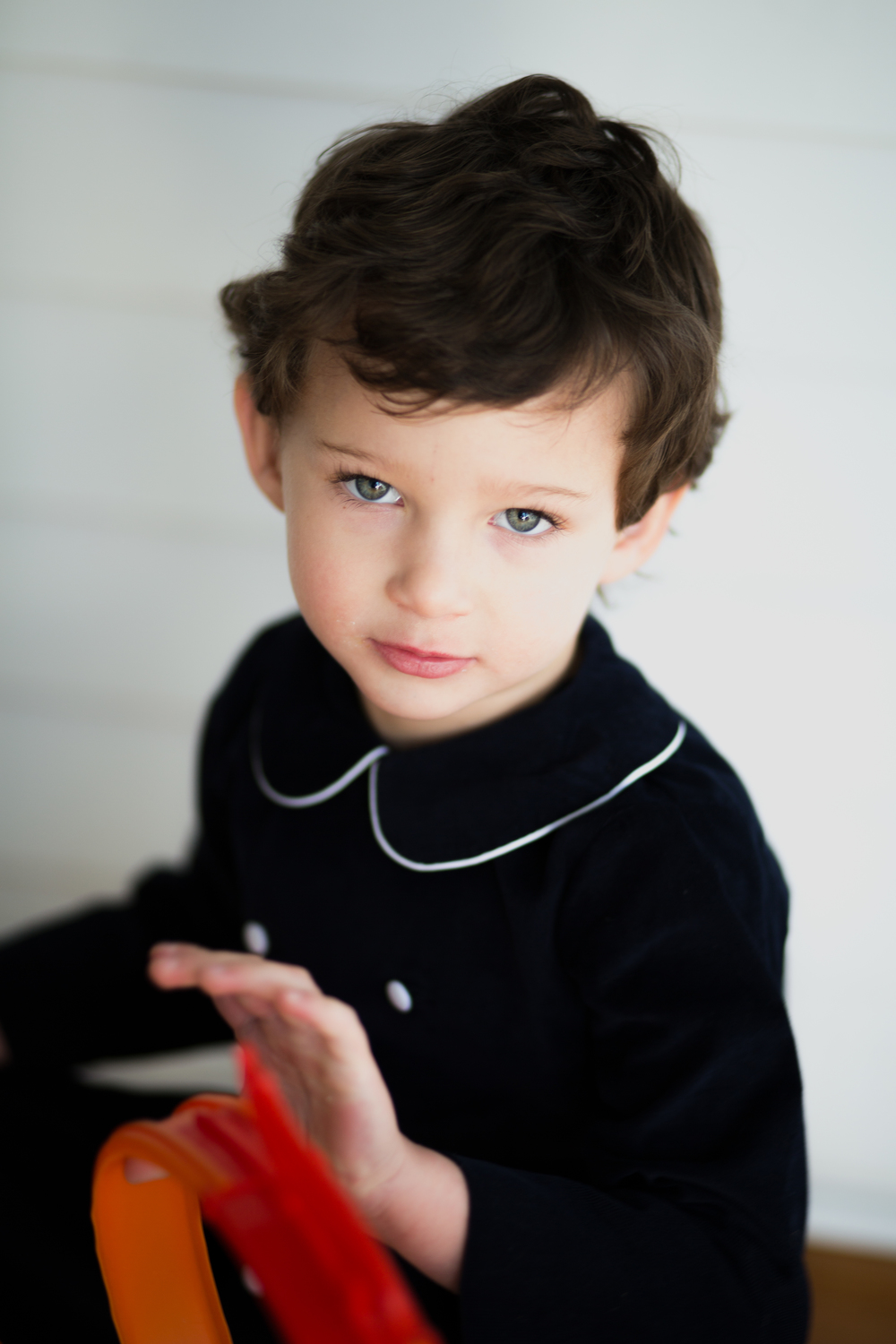 Jennifer's Boys | child portraits | Merritt Chesson Photography