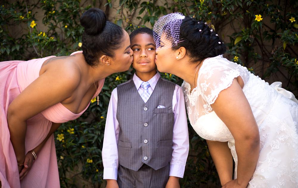 Sasha + Isiah's Courthouse Wedding | Durham, NC | Merritt Chesson Photography