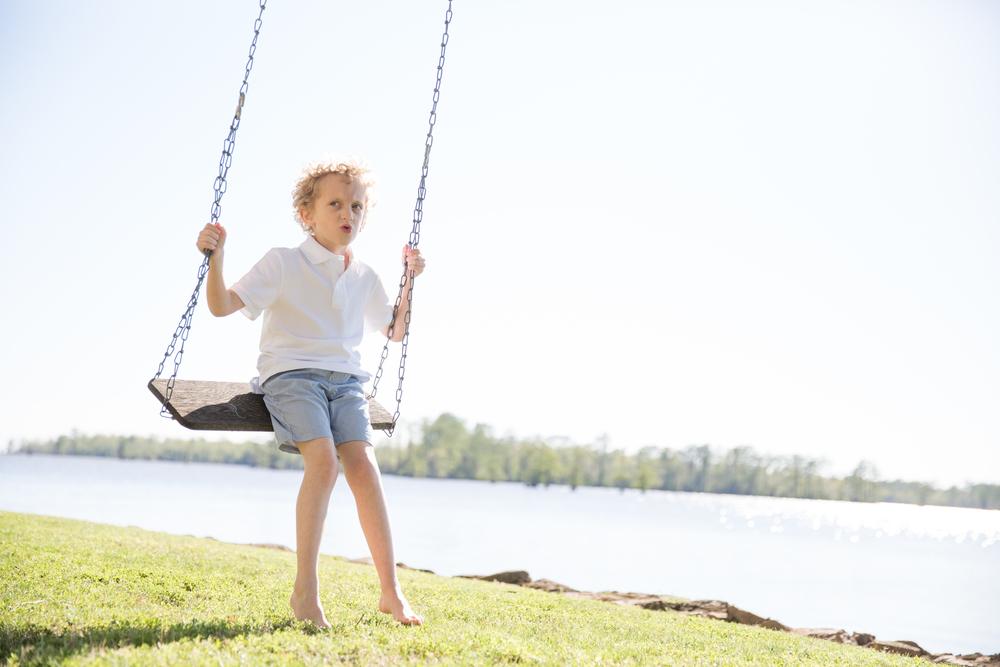 Scott + Ross | Edenton, NC | child photography, portraits | Merritt Chesson Photography