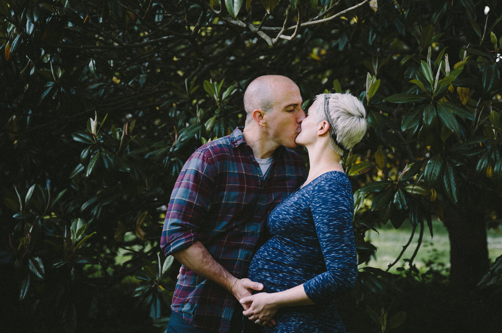 Jayna + Louis: Maternity Session | Durham, NC | Merritt Chesson Photography