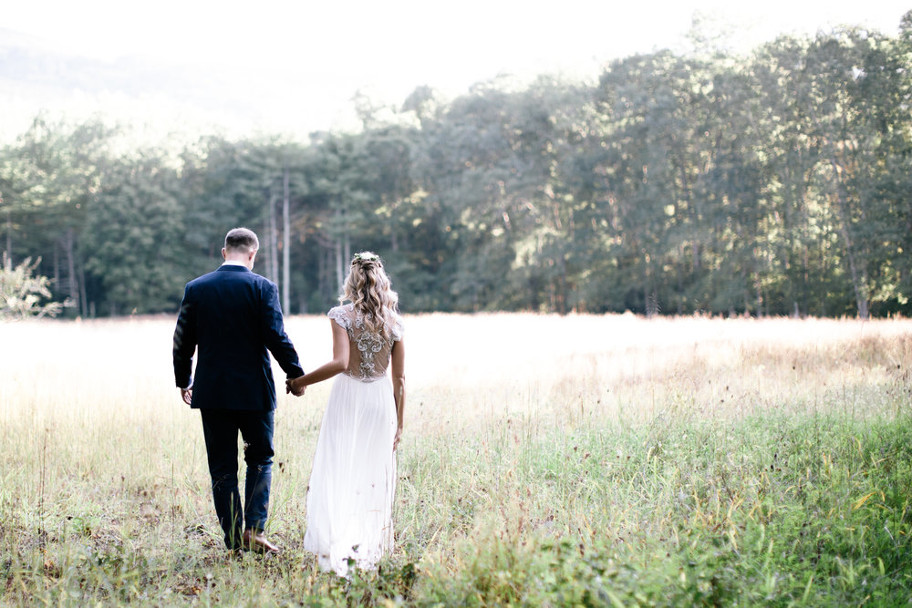 Laura + Corey: Glen Alton Farm Wedding | wedding photographer | Merritt Chesson Photography