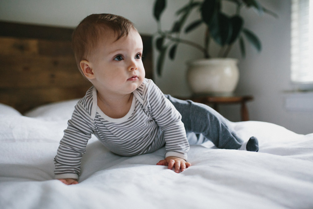 Linus: 8 months | family photographer | Durham, NC | Merritt Chesson Photography