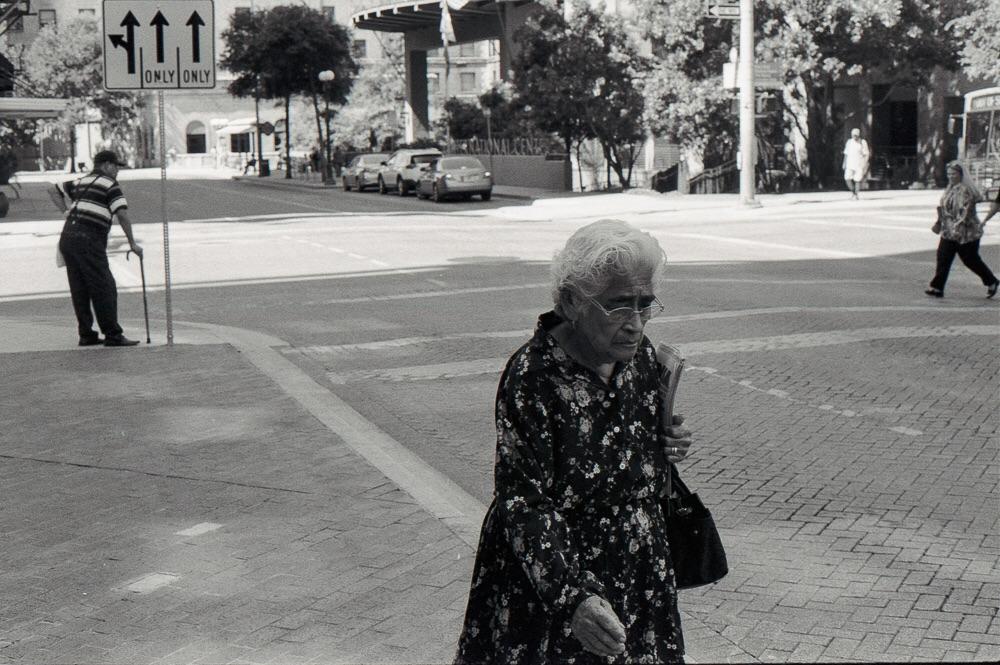 Leica M4 / ILFORD Delta 400