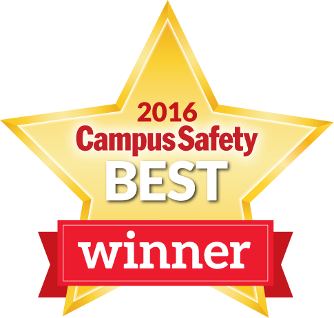 Campus Safety BEST Winner Alertus