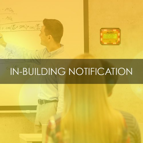 In-Building Notification