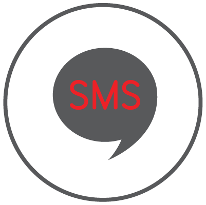 SMS Text Icon