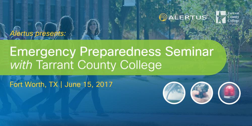 Tarrant County Seminar