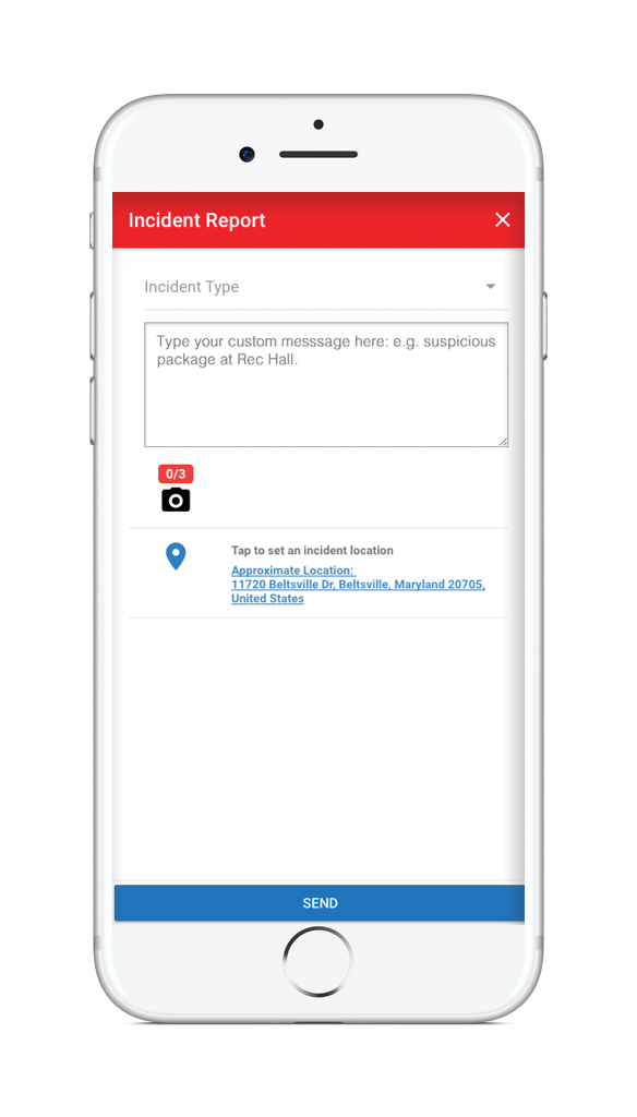 Alertus Recipient Notification App