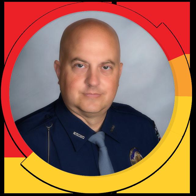 Lt. Dave Oslund