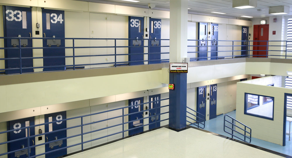 Prison and Correctional Facilities Mass Notification