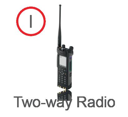 Copy of Two-way Radio
