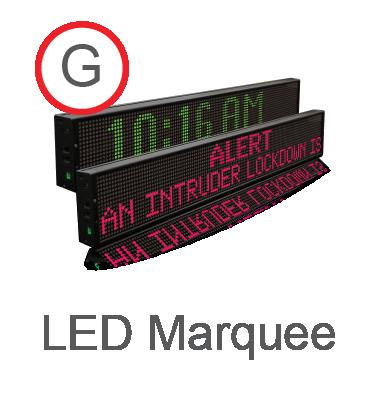 Copy of Copy of Copy of Copy of LED Marquee